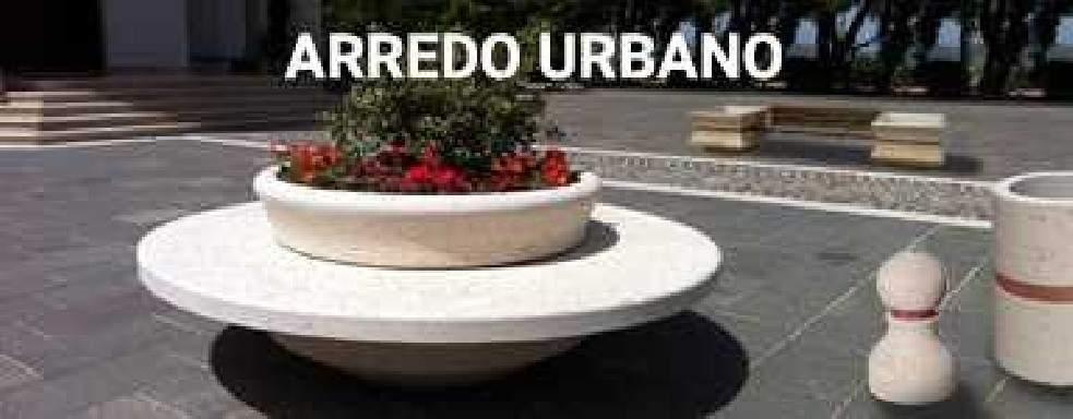 Arredo urbano in cemento | SpazioEmme